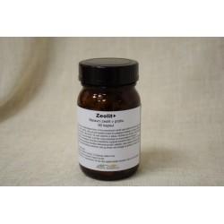 Zeolit+ v kapsulah – 90 kapsul